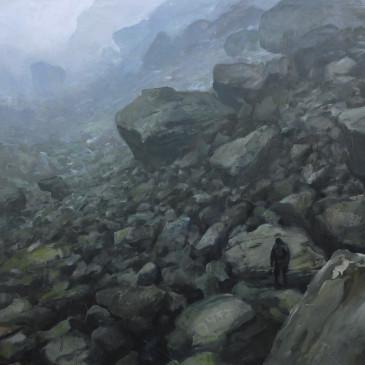 Finally finished: Rockfall