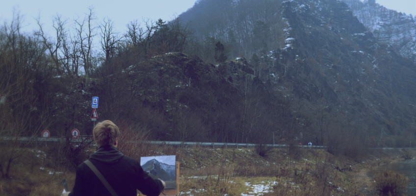 Workshop – Landscape painting
