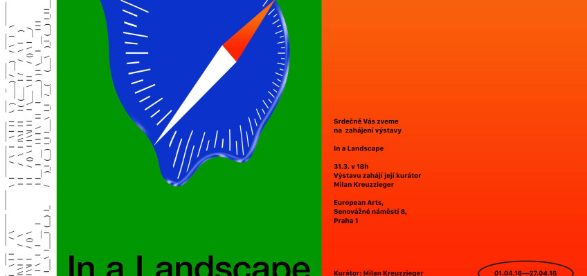 In a Landscape – Exhibition