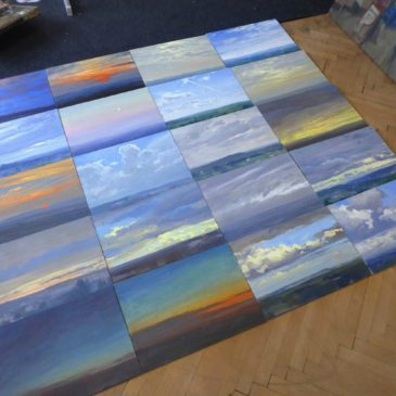Accepting the Challenge of Painting Sky