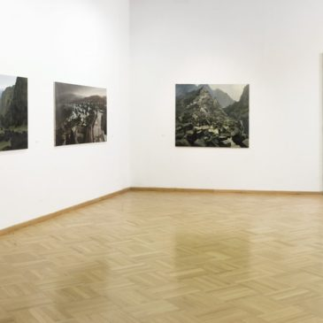 In a Landscape 2 – exhibition in Brno