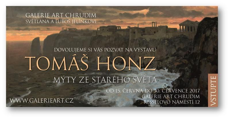 Invitation to the new exhibition
