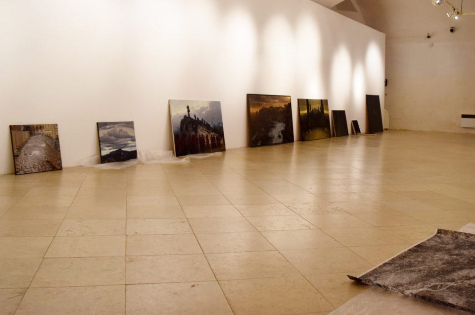 Dawn - Exhibition in Pardubice