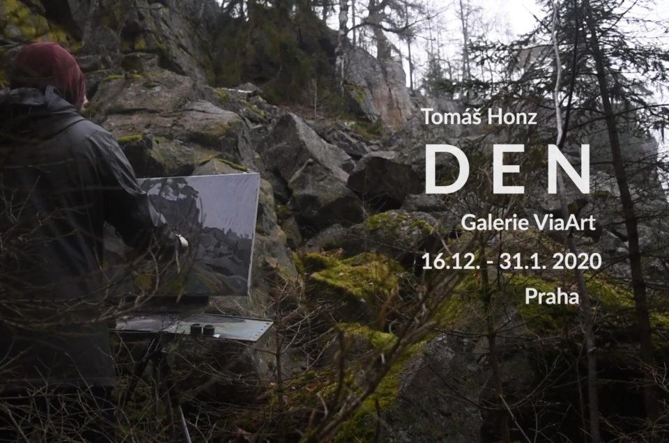 Tomas Honz - DAY - solo show