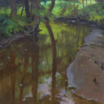 Tomas Honz, An Old Muddy Creek