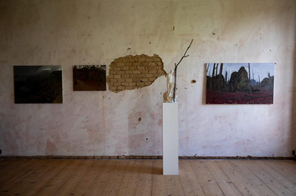 Exhibition in Dobrš